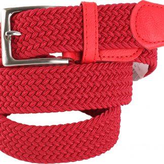 Alberto elastische riem rood