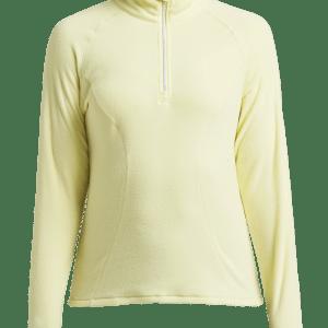 Rönisch micro fleece vest geel