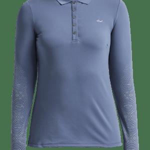 Rönisch dew poloshirt blauw
