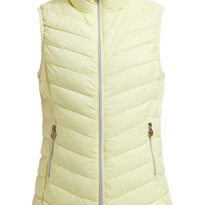 Rönisch light down vest geel