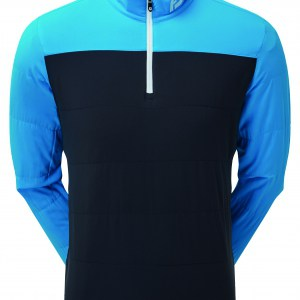 Footjoy thermal mid layer sapphire, black