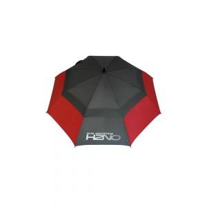 Sun mountain H2NO paraplu rood grijs