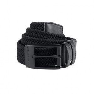 Under armour elastische riem zwart