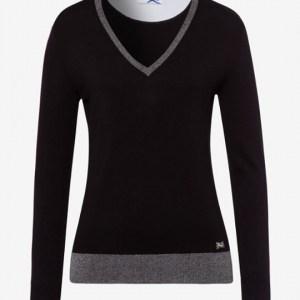 Brax Kristy pullover zwart