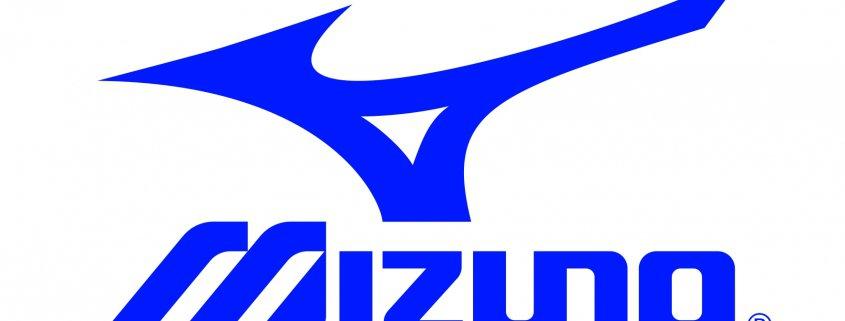 Mizuno tour twin canopy paraplu blauw