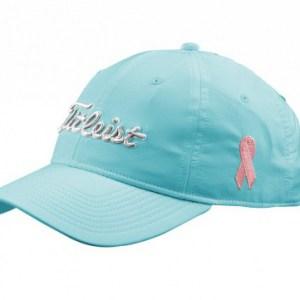 Titleist pink ribbon cap