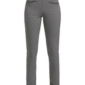 Röhnisch smooth Pants black/white check