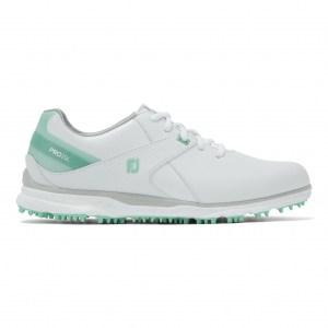 Footjoy pro sl white, aqua 98117