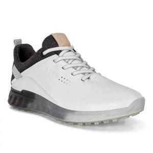 Ecco dames golfschoen s-three white