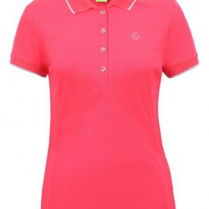 Luhta dames golf polo roze