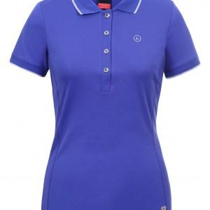 Luhta dames golf polo blauw