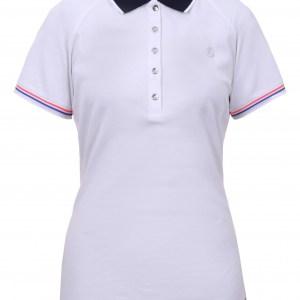 Luhta dames golfpolo arantila wit