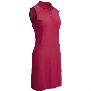 Callaway mouwloze golf jurk roze