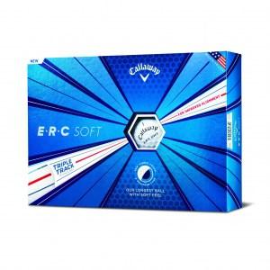 Callaway E.R.C soft golfballen