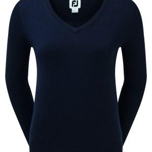 Footjoy pullover navy (96051)