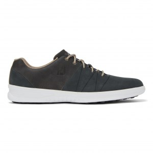 Footjoy contour casual charcoal 54072