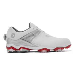 Footjoy tour x wit + grijs