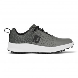 Footjoy leisure black, charcoal 92925
