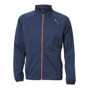 Backtee heren ultra light wind jack navy