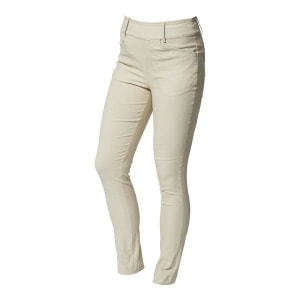 Backtee dames super stretch performance trouser beige