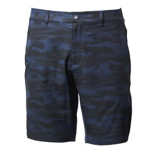 Backtee heren light weight performance short camouflage