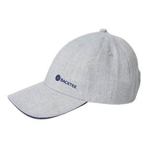 Backtee melange cap