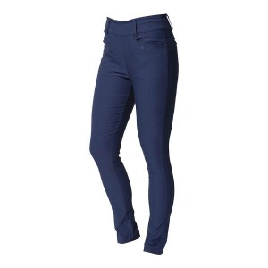 Backtee dames super stretch performance trouser navy
