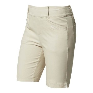 Backtee dames super stretch performance short beige