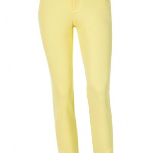 Alberto dames broek mona 3x dry cooler geel