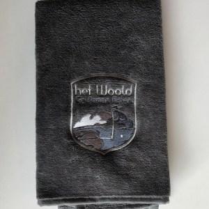 Woold Handdoek Grijs
