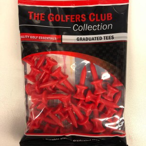 The golfers club graduated tees rood