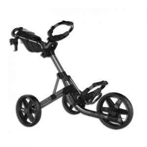 Clicgear trolley model 4 mat zilver
